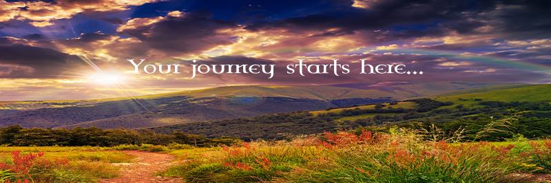 Your Journey starts here | Maureen Britton